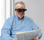 Jordy Wearable Electronic Magnifier