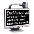 DaVinci - All-in-One HD Video Magnifier with Text-to-Speech