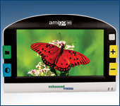 Amigo HD – Full Featured Portable Low Vision Electronic Video Magnifier