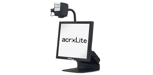 Acrolite 3-in-1 Desktop Video Magnifier