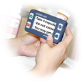 Pebble - Hand Held Portable Electronic Magnifier