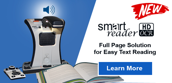 Learn about Smart Reader HD